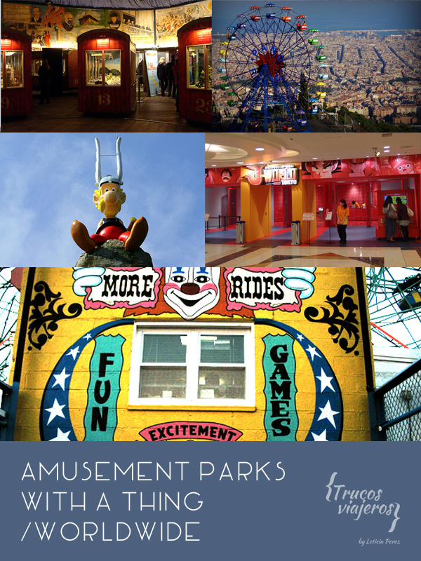 Best amusement parks for grown ups and kids alike