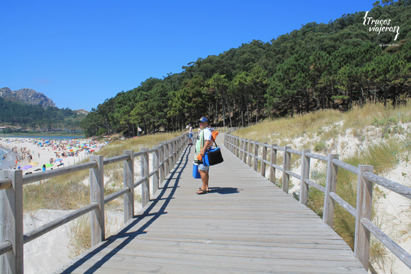 what to bring for a day at cies islands