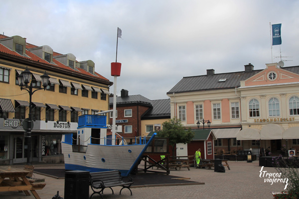 vimmerby-main-square