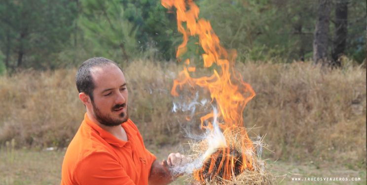 Firemaking pre-industrial archaeology