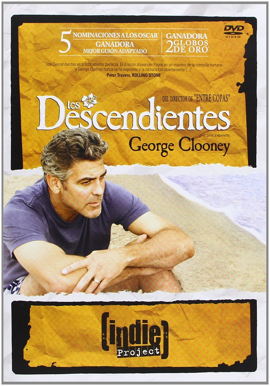 Los Descendientes George Clooney hawaii