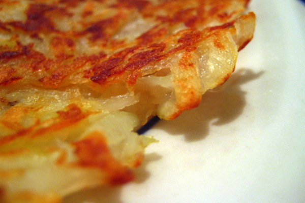 Rösti by Caitlin Arndt on Flickr