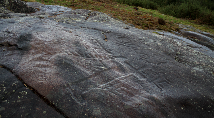 prehistoric art rock art galicia what to do