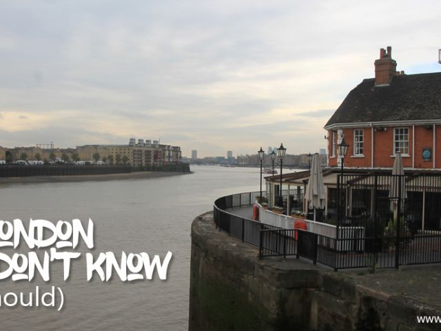 The London you don't know but should