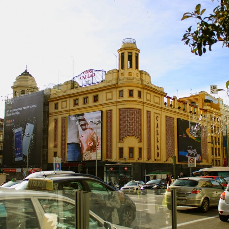 Cines Callao Madrid