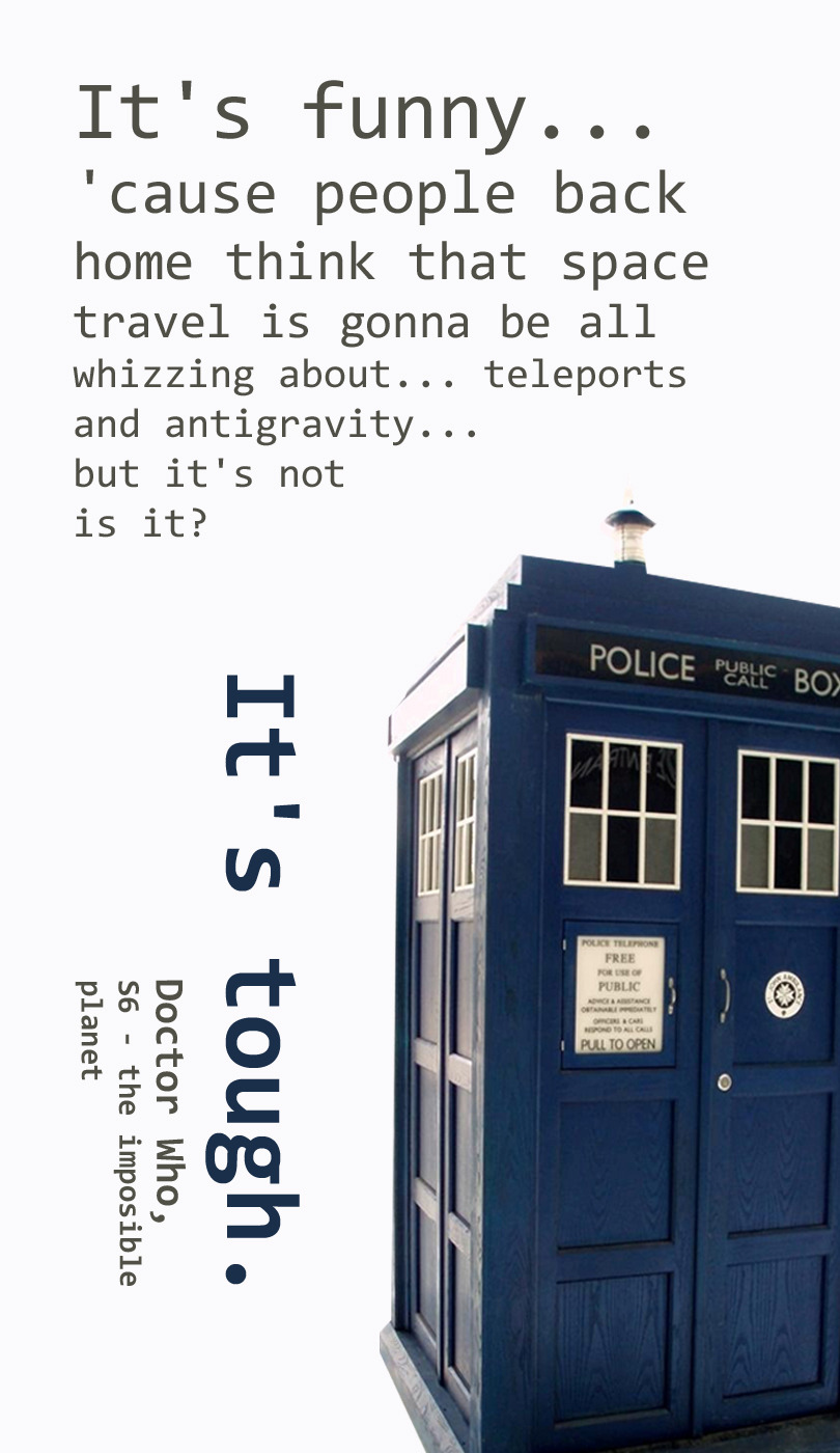 doctor who viajar en tardis