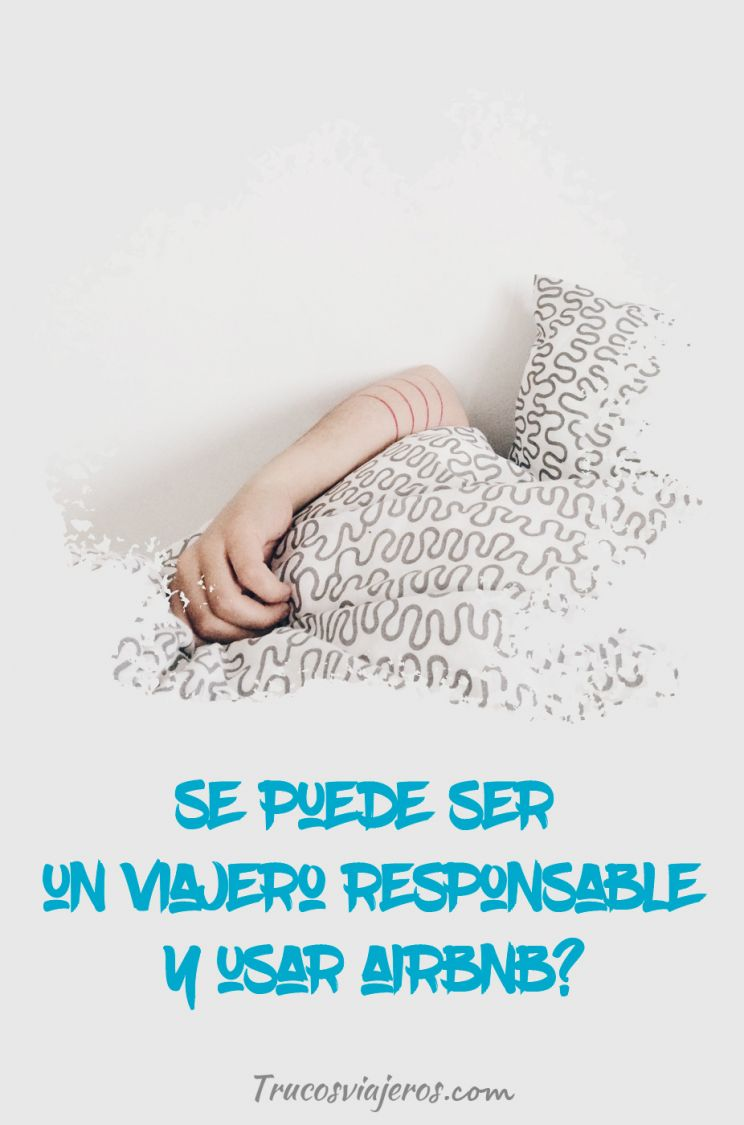 Turismo responsable Airbnb