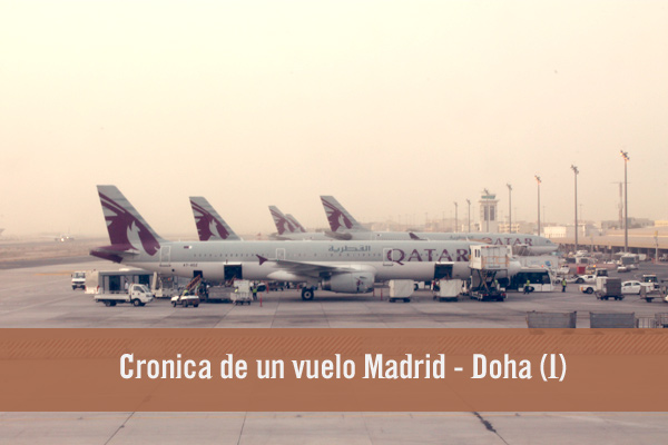 Como es volar con Qatar Airways